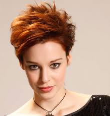 short hairstyles for thick hair with height cool trendy short