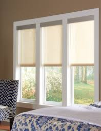 in beautiful unison lutron motorized shades always track together