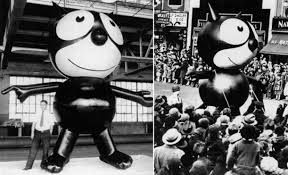 the puppeteer who brought balloons to the thanksgiving day parade