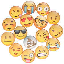 amazon com zicome emoji fridge magnets set of 8 kitchen u0026 dining