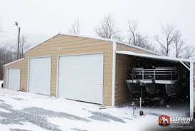 Carports And Garages Metal Carports For Boat Storage Protect Your Boat From The Elements