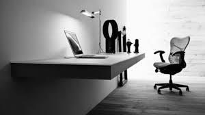 furniture fantastic minimalist desk with floating design and