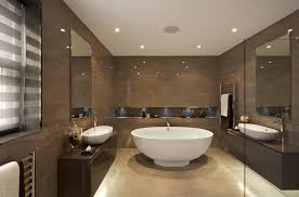 Modern Bathrooms Mesmerizing Contemporary Bathroom Design Widaus Home On