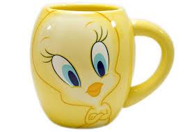 looney tunes tweety bird close 18 oz mug u2013 xenos gifts