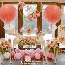 Tulle Decorations 25 Best Tulle Balloons Ideas On Pinterest Tulle Baby Shower