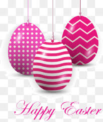 pink easter eggs easter egg png vectors psd and icons for free pngtree