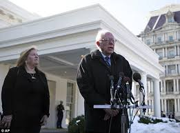 bernie sanders house in vermont barack obama and bernie sanders at the white house have nice chat