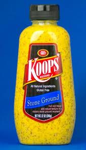 ground mustard wisconsin koops ground mustard national mustard museum