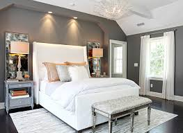 night stand ideas awesome grey nightstand decorating ideas images in bedroom for