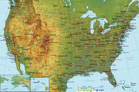 map usa states boston usa map