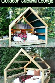 Backyard Cabana Ideas Outdoor Cabana Lounge Outdoor Cabana Lounge Lounge