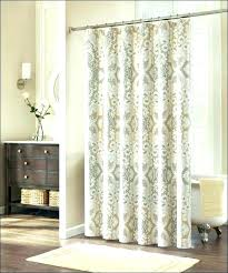 Grey And White Striped Curtains Wide Striped Curtains Ipbworks