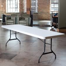 lifetime folding tables 4 lifetime folding table 30 x 96 plastic white granite 4 pack