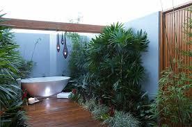 garden bathroom ideas tropical garden bathroom interior design ideas