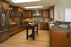 u shaped kitchen layouts with island u shaped kitchen ideas with wooden kitchen cabinet home sweet