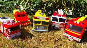 feuerwehrmann fireman sam 5 fire engines jupiter fire