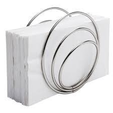 napkin holder ideas umbra rings napkin holder the container store