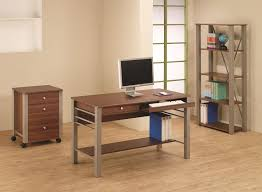 Home Office Double Desk Desks Coaster Desk For Elegant Office Furniture Design