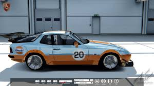 porsche 944 tuned assetto corsa tuning mod porsche 944 race skin pack youtube