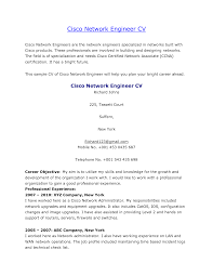 sample resume network administrator professional cv network engineer