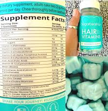 hair burst complaints sugar bear hair supplements
