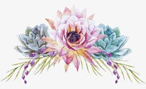 hand painted flowers vector watercolor painting flowers png and