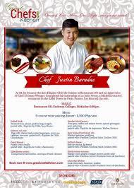 chef de cuisine fran軋is 101 home taguig menu prices restaurant reviews