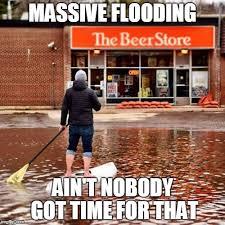 Ain T Nobody Got Time For That Meme - massive flooding ain t nobody got time for that meme