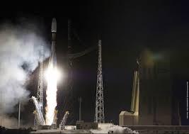 spaceflight now soyuz launch report six defense satellites