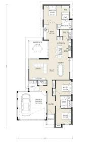 narrow lot house plans narrow lot house plans perth house plan homes single house