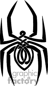 spider tattoos and designs page 17