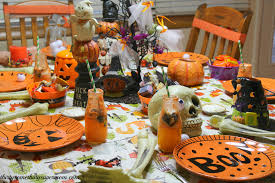 Kids Halloween Party Ideas Spooky Halloween Party U0026 Tablescape Ideas Thirtysomethingsupermom
