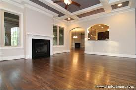 Kitchen And Great Room Floor Plans Floor Plans With A Great Room And Open Kitchen Raleigh Custom
