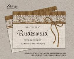 bridesmaids invitation navy and coral will you be my bridesmaid invitation card diy