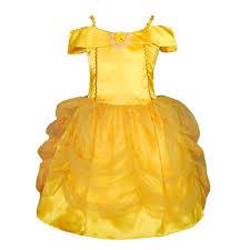 belle halloween costume kids amazon com dressy daisy girls u0027 belle princess costume halloween