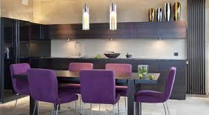 purple dining chairs kitchen purple dining furniture in kitchen modern kitchens with
