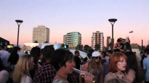party city halloween 2011 oakley rooftop party 2011 youtube