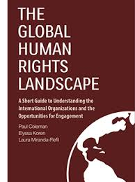 international organizations for human rights the global human rights landscape observatory on intolerance and