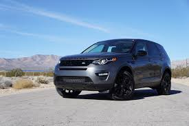 black land rover discovery 2017 2016 land rover discovery sport rove lightly discover diligently