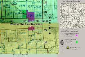 Prime Meridian Map Calder District 515 In Calder Village Sw Section 15