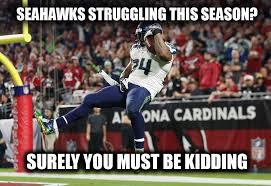 Seahawks Memes - meme mondays the seahawks have arrived lewis county sports