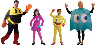 Pacman Halloween Costume Video Game Themed Costumes Halloween Costume Ideas Tips Kids