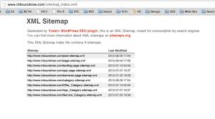 sitemap how to submit your wordpress xml sitemap to google webmaster tools