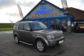 used land rover discovery 4 cars for sale motors co uk