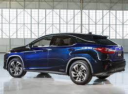 a lexus suv 2016 lexus rx 350 rx 450h york auto consumer reports