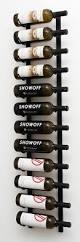 free standing metal wine racks by vintageview