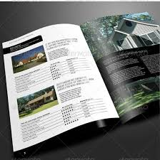 10 premium real estate brochure templates u2013 design freebies