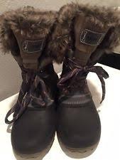 s khombu boots size 9 khombu s fall size 8 black all terrain boots ebay