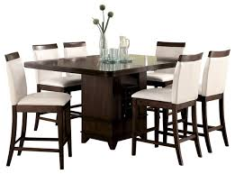 dining table with wine storage wine dining table dining room ideas