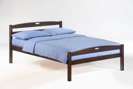 Wood Panel Bed Frame by Night U0026 Day Zest Panel Bed U0026 Reviews Wayfair